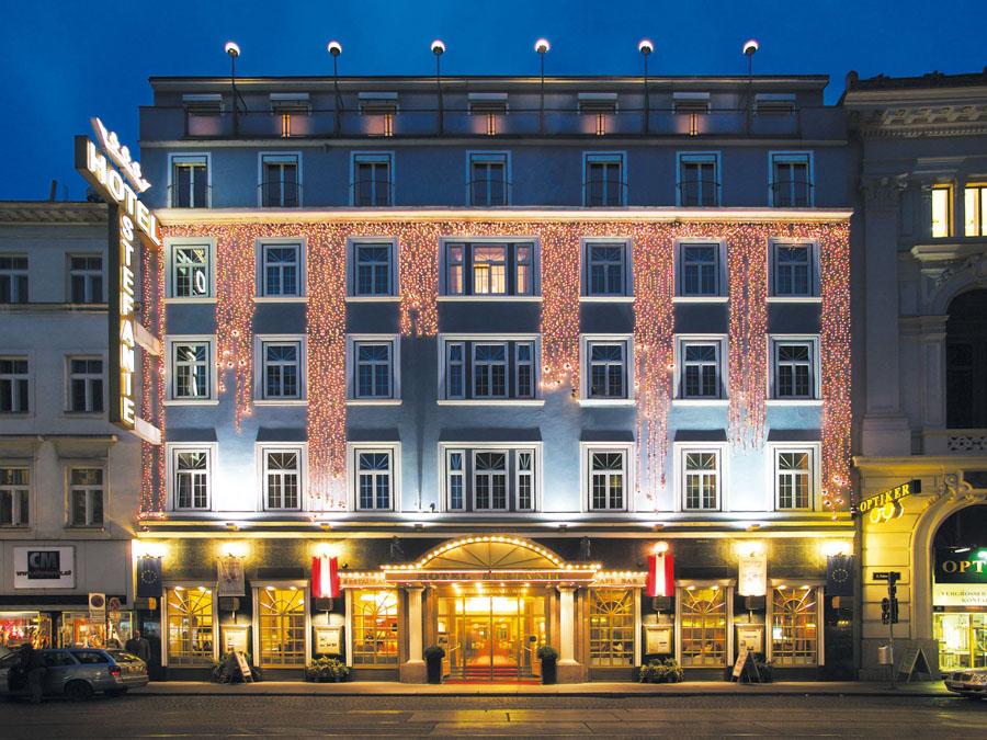 מלון סטפאני בוינה