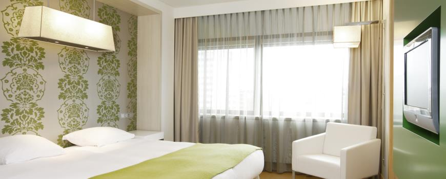 מלון NH AMSTERDAM ZUID