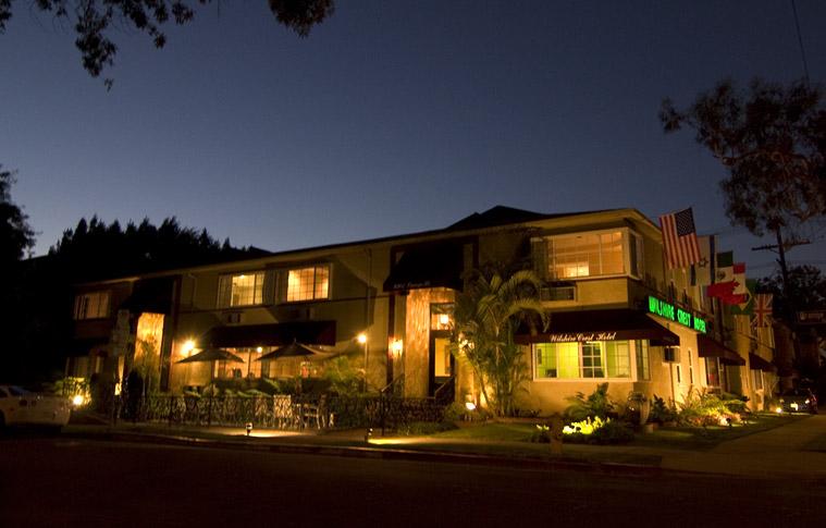 מלון Wilshire Crest בלוס אנגלס