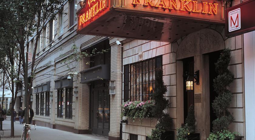 מלון פרנקלין ניו יורק