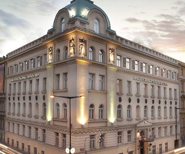מלון KING DAVID פראג