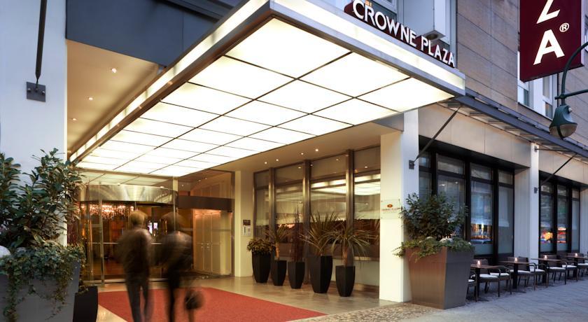מלון קראון פלאזה ברלין